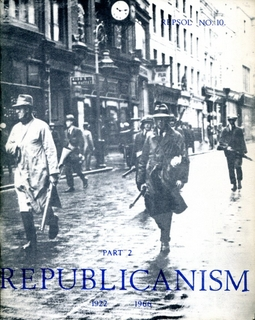 Republicanism Part 2 - 1922-1966