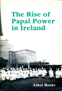 The Rise of Papal Power in Ireland