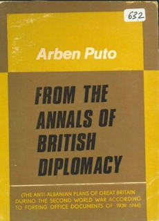 Reasons to be suspicious – Albanian-British Relationships in the 1940s