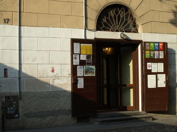 Il Circolino Restuarant Entrance