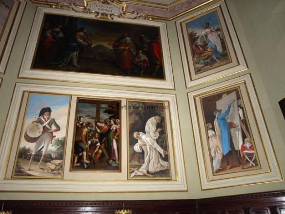 Santa Grata - Macabre Paintings