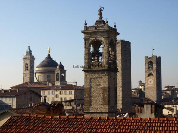 The Bergamo Skyline