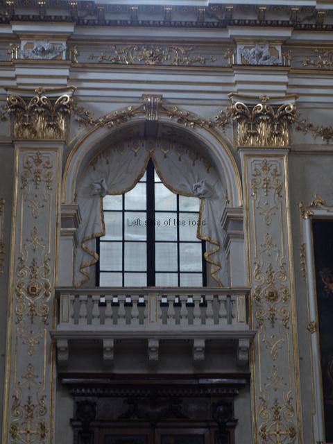 Cathedral Trompe d'oeil