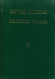 Enver Hoxha, Selected Works, Volume 2