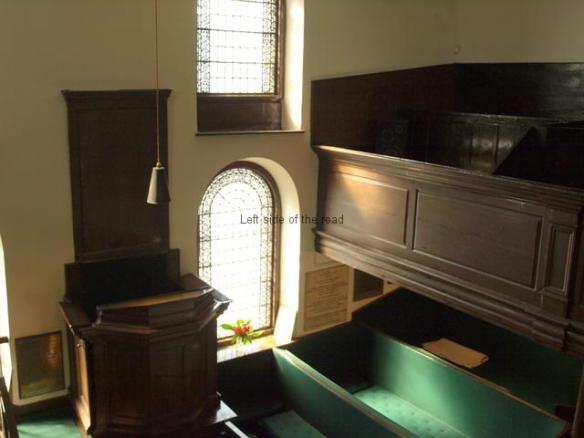 Ancient Chapel of Toxteth Pulpit