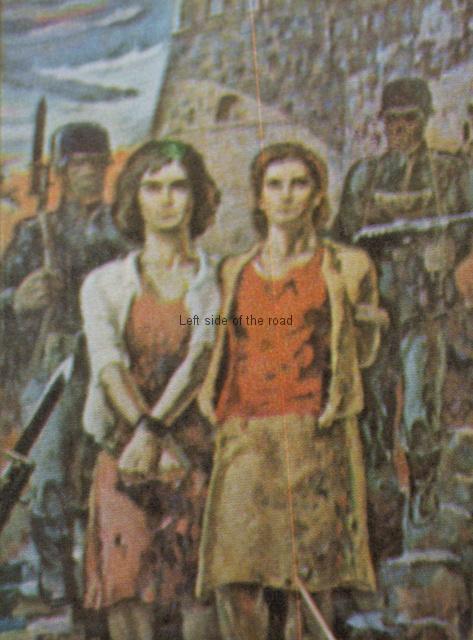The 'Hanged Women' of Gjirokastra