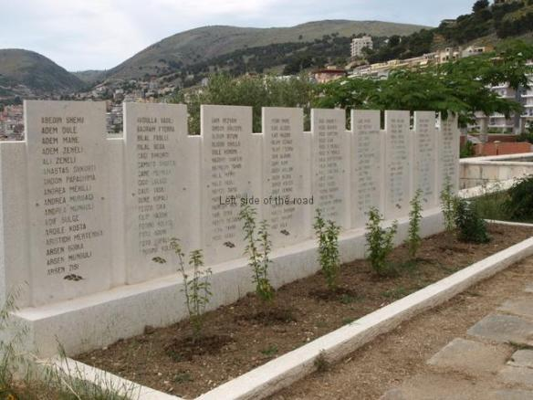 Commemorating 150 Partisans