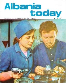 Albania Today No 2 (33) 1977