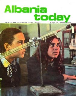 Albania Today No 5 (24) 1975