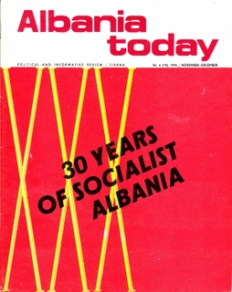 Albania Today No 6 (19) 1974