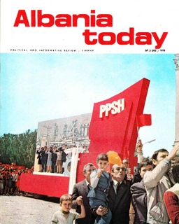 Albania Today No 3 (40) 1978