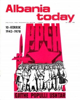 Albania Today No 4 (41) 1978