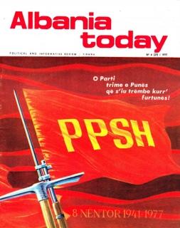 Albania Today No 6 (37) 1977