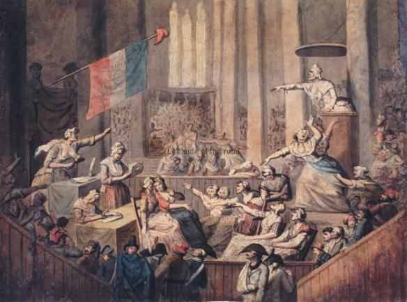 Women's Club - 1793