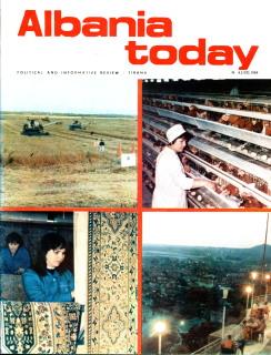 Albania Today No 4 (107) 1989