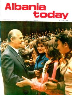 Albania Today No 6 (103) 1988