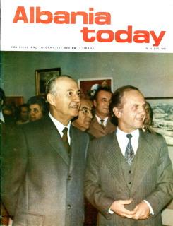 Albania Today No 6 (109) 1989