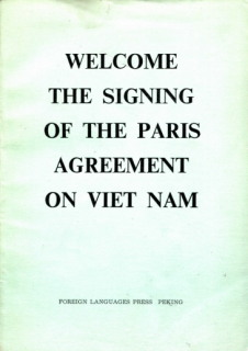 Welcome the Signing of the Paris Agreement on Viet Nam