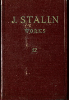 Works Vol 12 - April 1929-June 1930