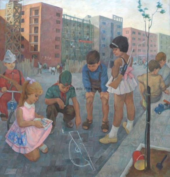 The Children - Spiro Kristo - 1966