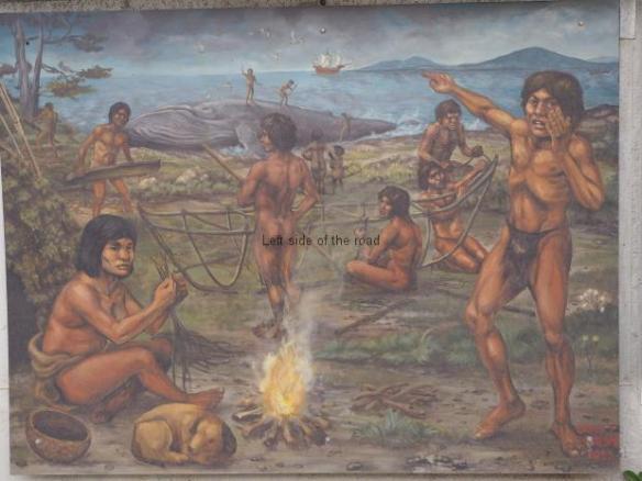 Fin del Mundo Museum Mural - Ushuaia