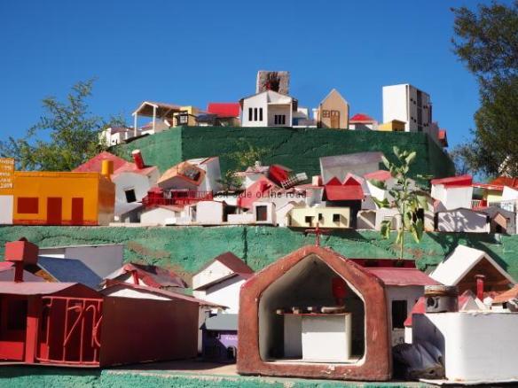 Around the shrine of the La Difunta Correa