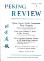 Peking Review 1959 - 05