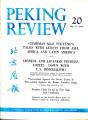 Peking Review 1960 - 20