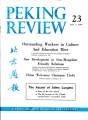 Peking Review 1960 - 23