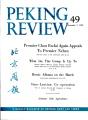 Peking Review 1962 - 49
