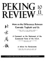 Peking Review 1963 - 10-11