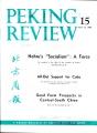 Peking Review 1963 - 15