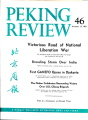 Peking Review 1963 - 46