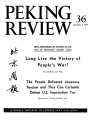 Peking Review - 1965 - 36