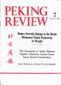 Peking Review - 1968 - 07