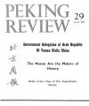 Peking Review - 1972 - 29