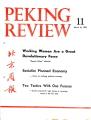 Peking Review - 1973 - 11