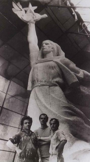 Albanian Socialist Sculptors