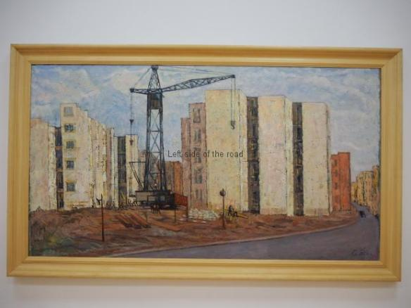 Aristotel Papa - From constructions - 1969