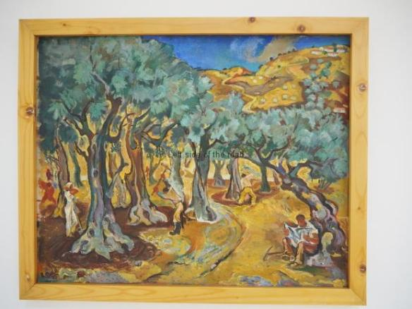 Bardhyl Dule - The weeding of the olive trees - 1973