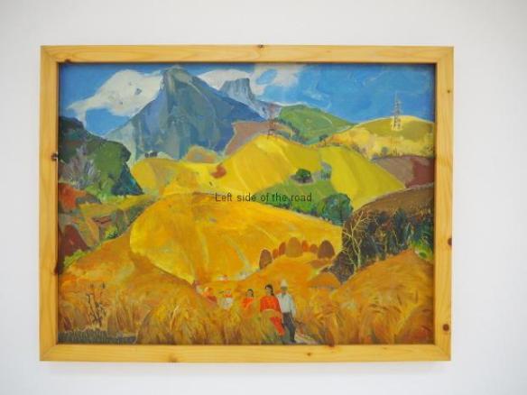 Ismail Lulmi - Landscape - 1974