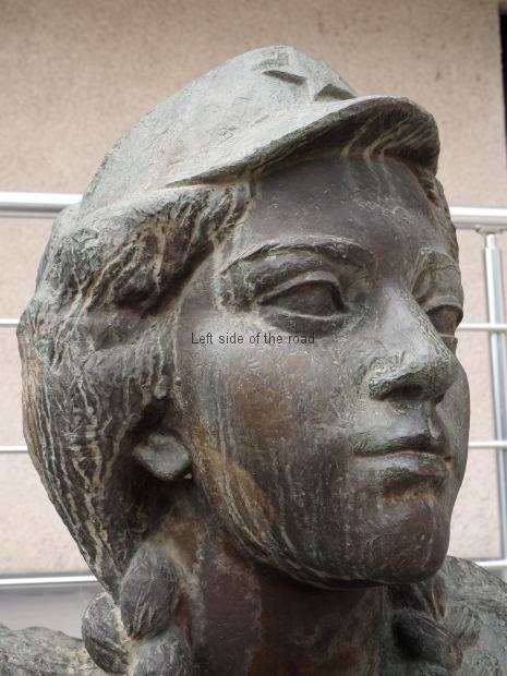 The Communist Heroine Liri Gero