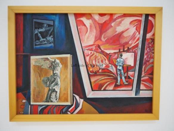 Pandi Mele - Beyond the window - 1972