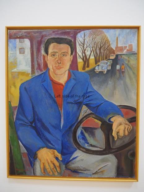 Petro Kokushta - The driver - 1971