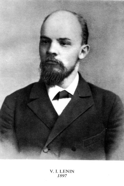 VI Lenin 1897