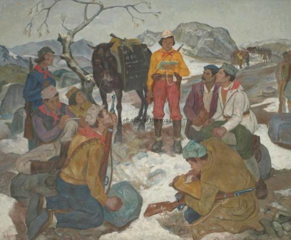 Partisan School - 1969 - Sotir Cano