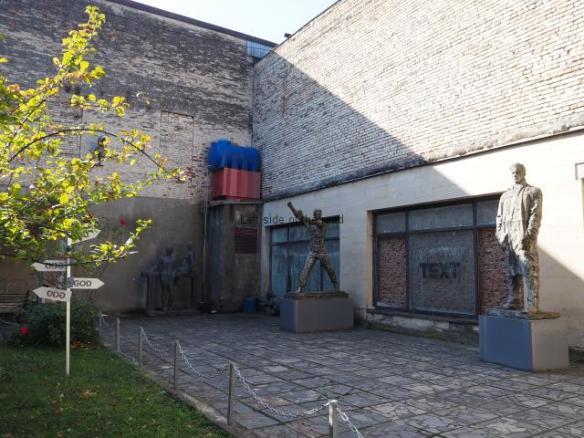 Mayakovsky - Kakabadze Art Gallery