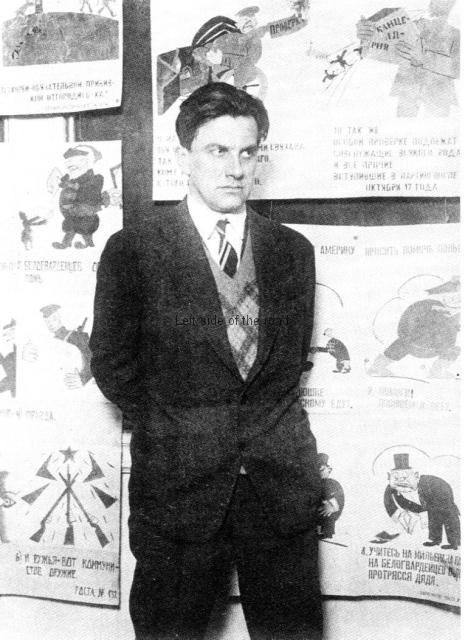 Mayakovsky in 1930