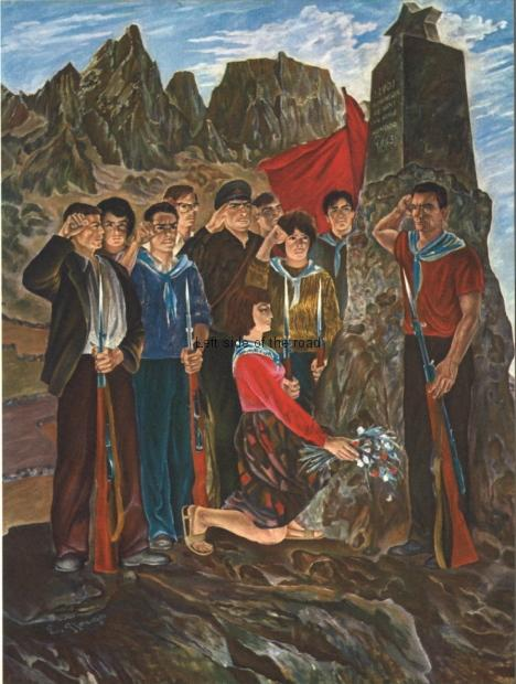 Lavdi Deshmoreve - Glory to the Martyrs - Edison Gjergjo