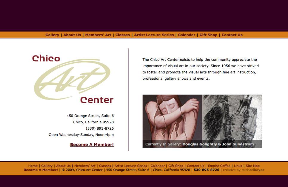 Chico Art Center